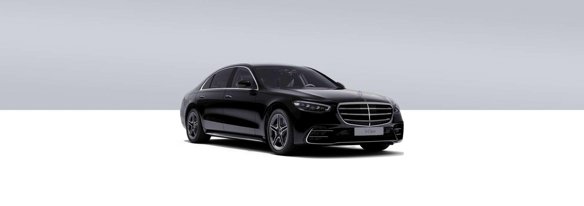Mercedes Benz NUEVO CLASE S BERLINA LARGA