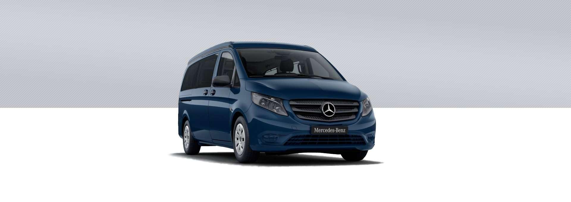 Mercedes Benz Marco Polo Activity