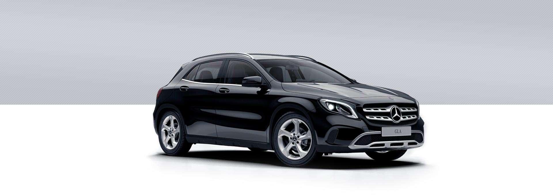 Mercedes Benz GLA SUV