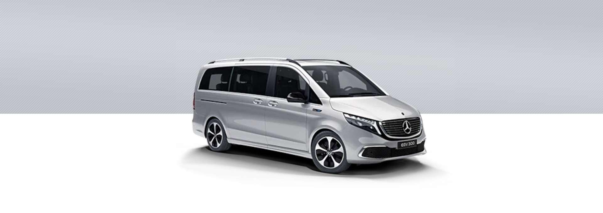 Mercedes Benz NUEVO EQV