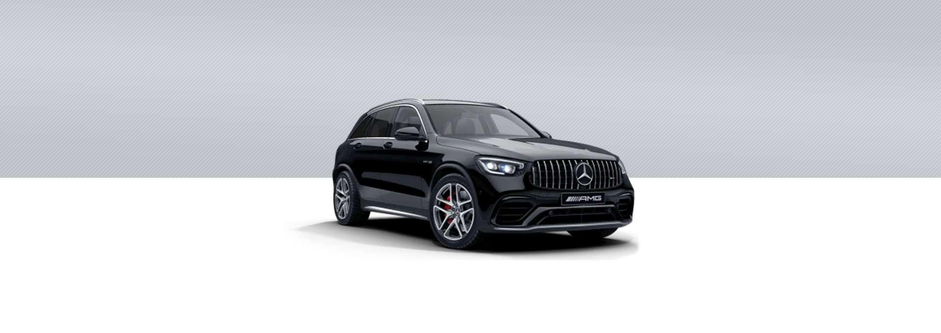 Mercedes Benz AMG GLC SUV