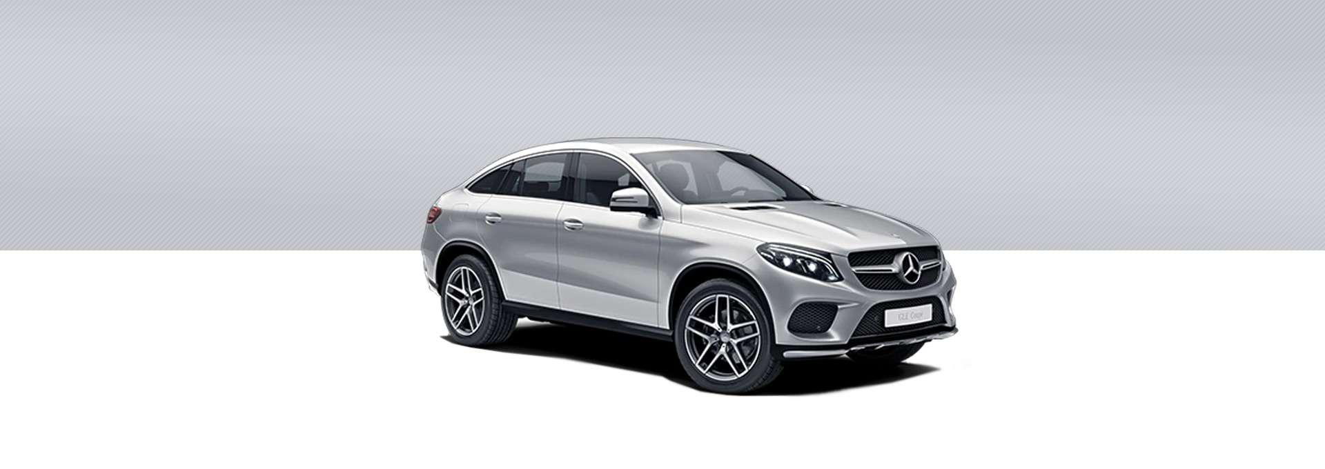 Mercedes Benz GLE COUPÉ
