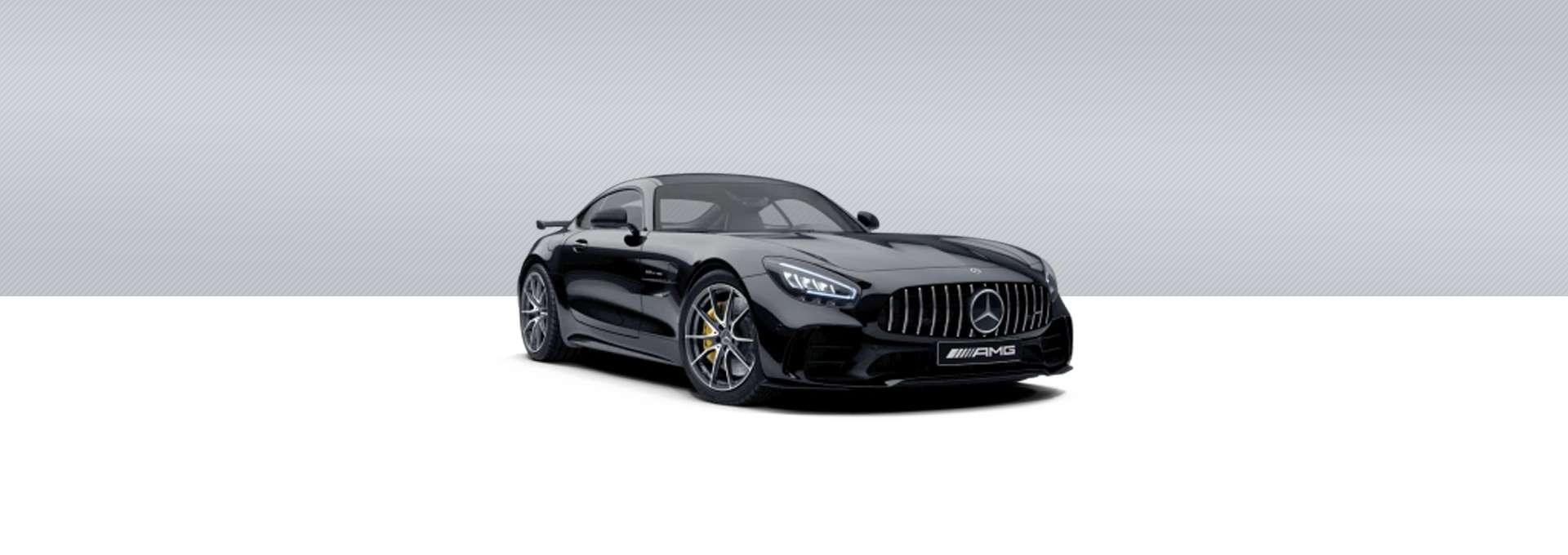 Mercedes Benz AMG GT COUPÉ