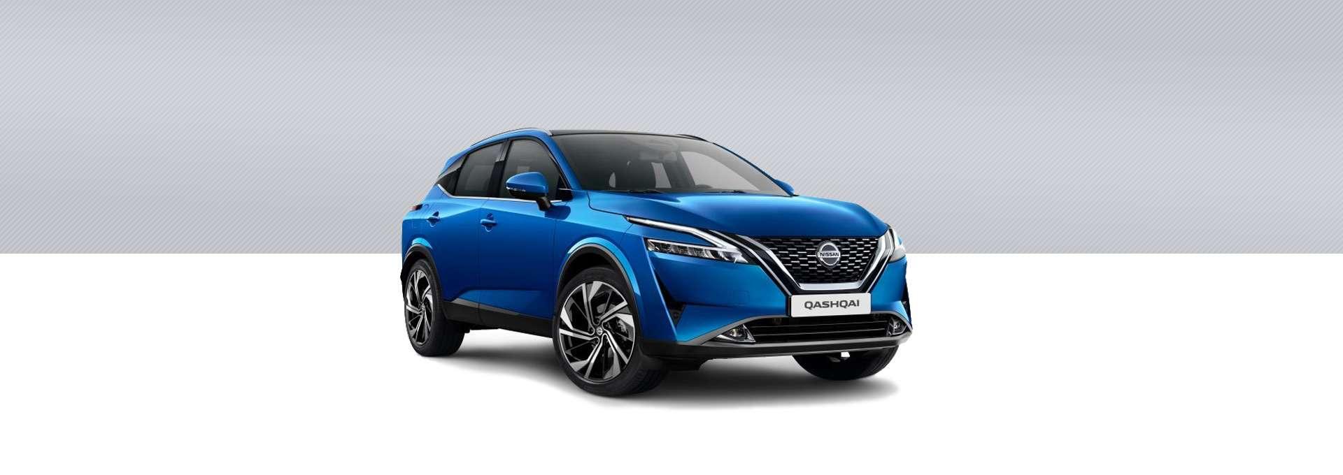 Nissan Nuevo Qashqai