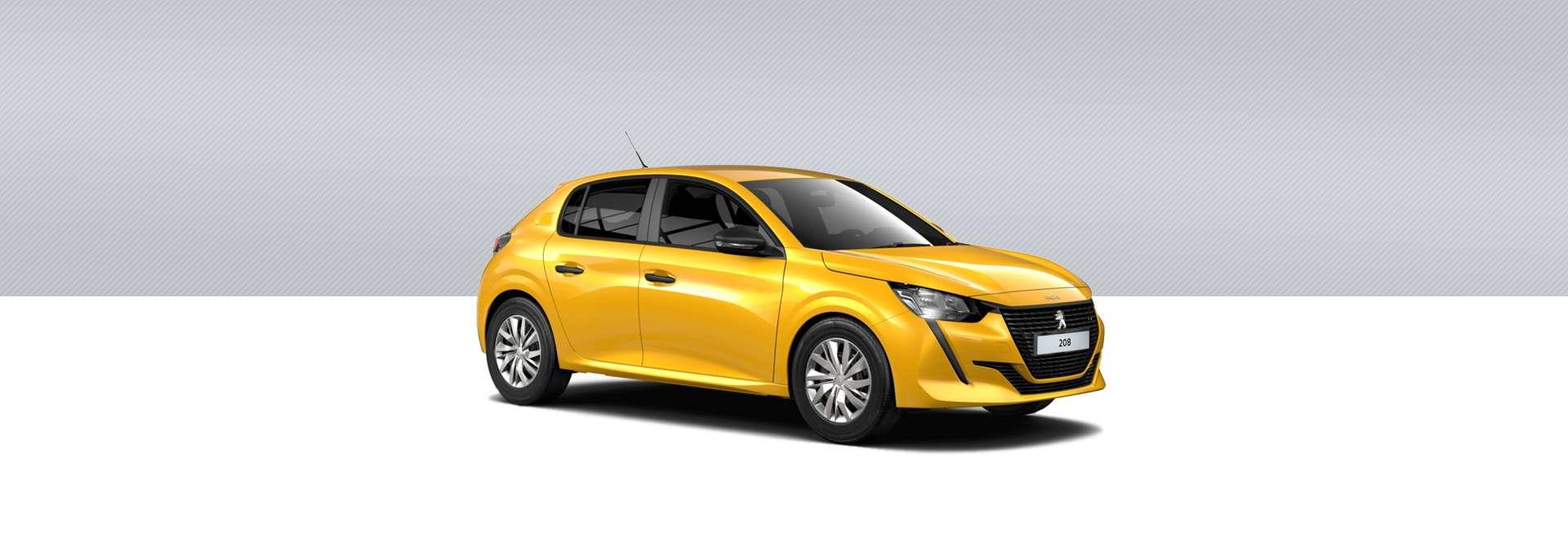Peugeot Nuevo 208 5 Puertas