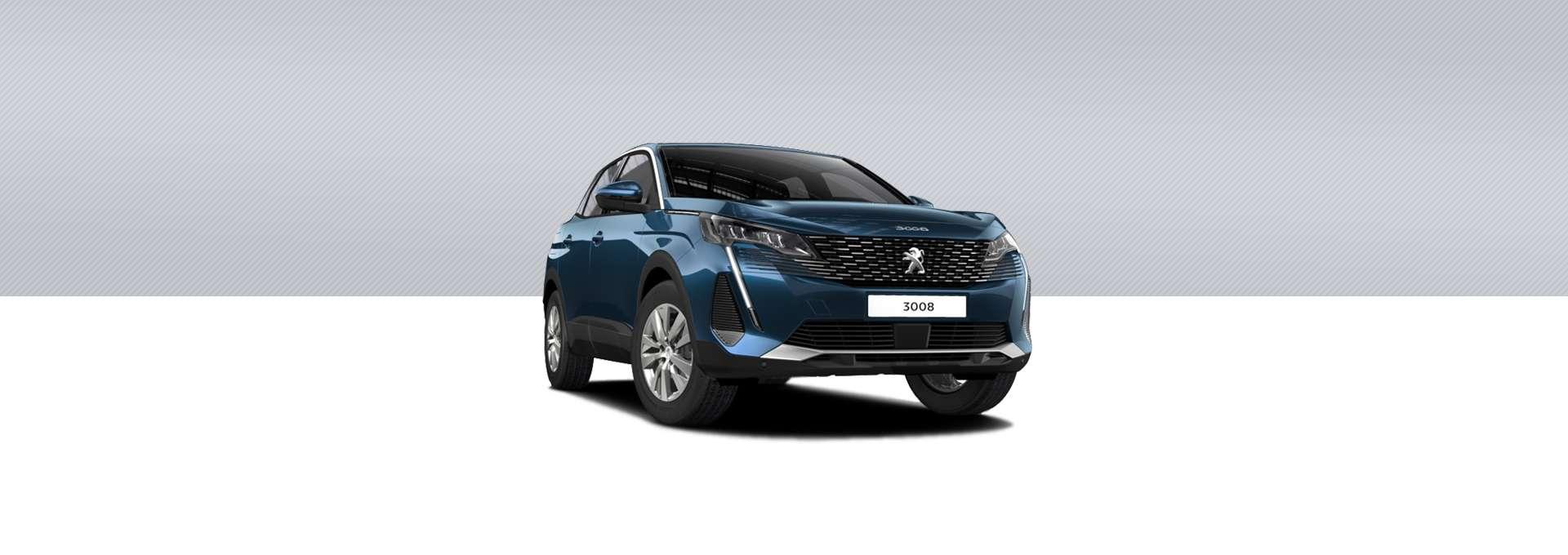 Peugeot Nuevo 3008 SUV