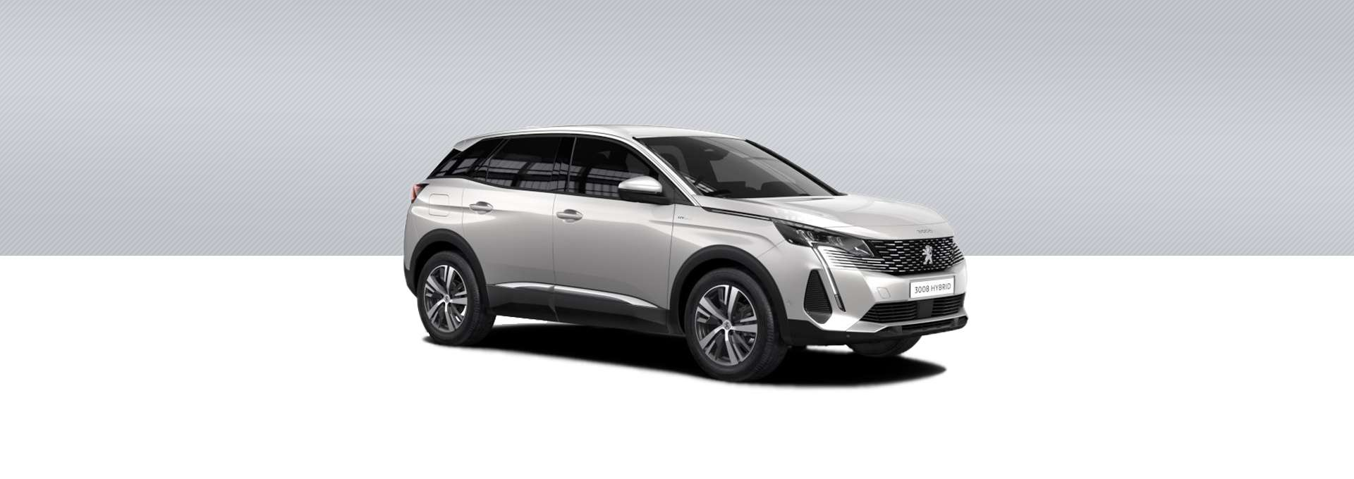 Peugeot Nuevo 3008 Hybrid