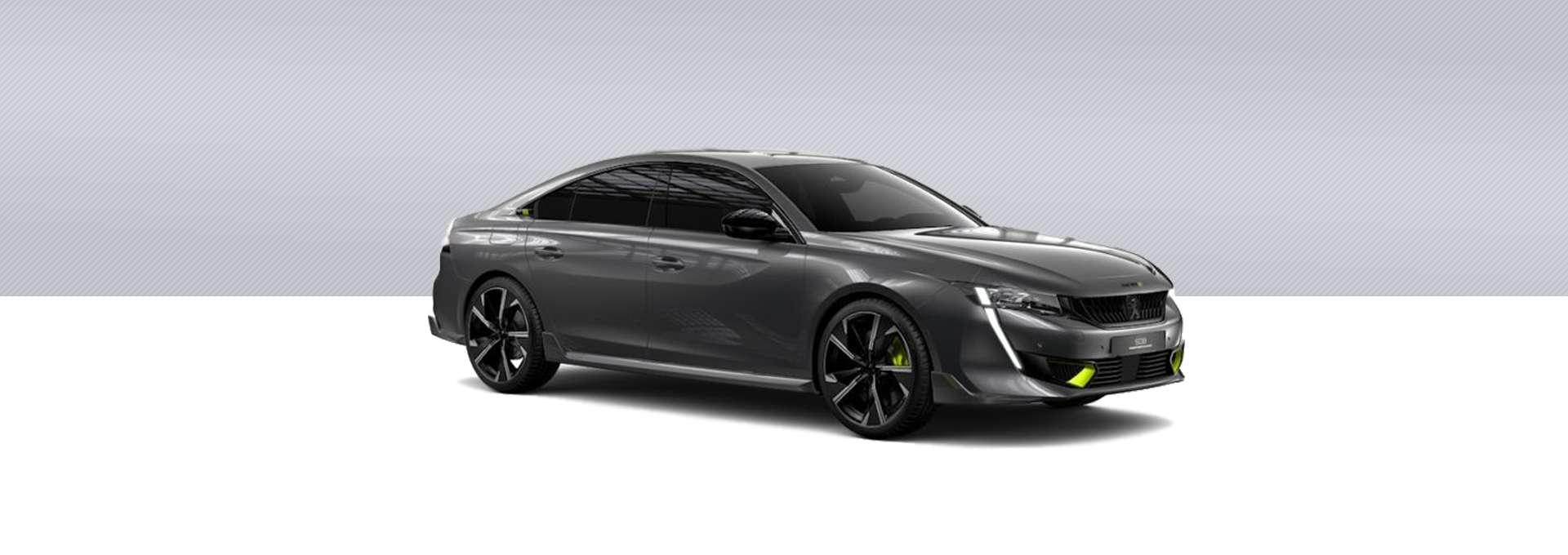 Peugeot Nuevo 508 Sport Engineered