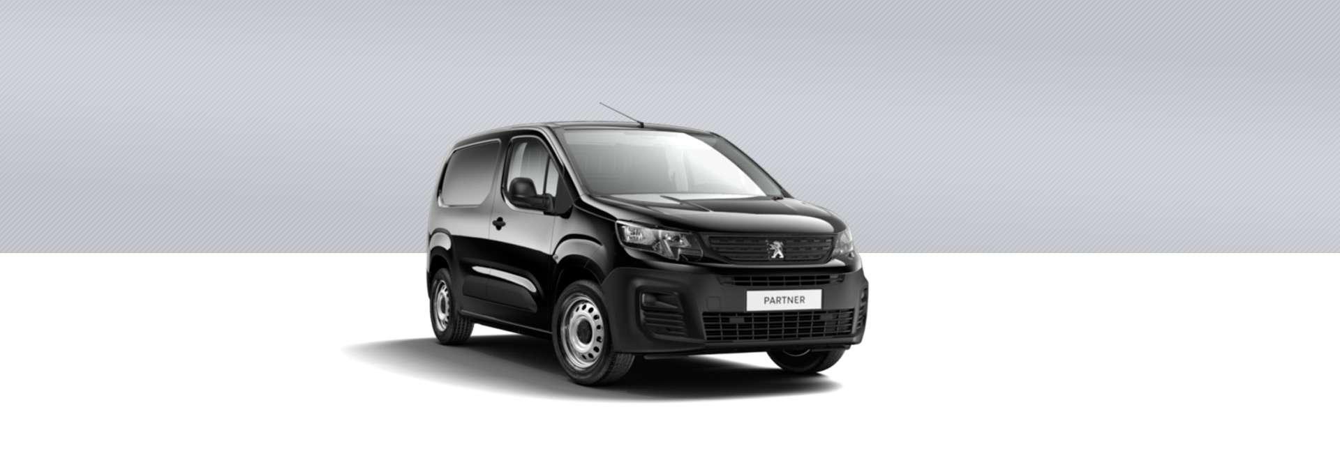 Peugeot Nuevo Partner Furgón