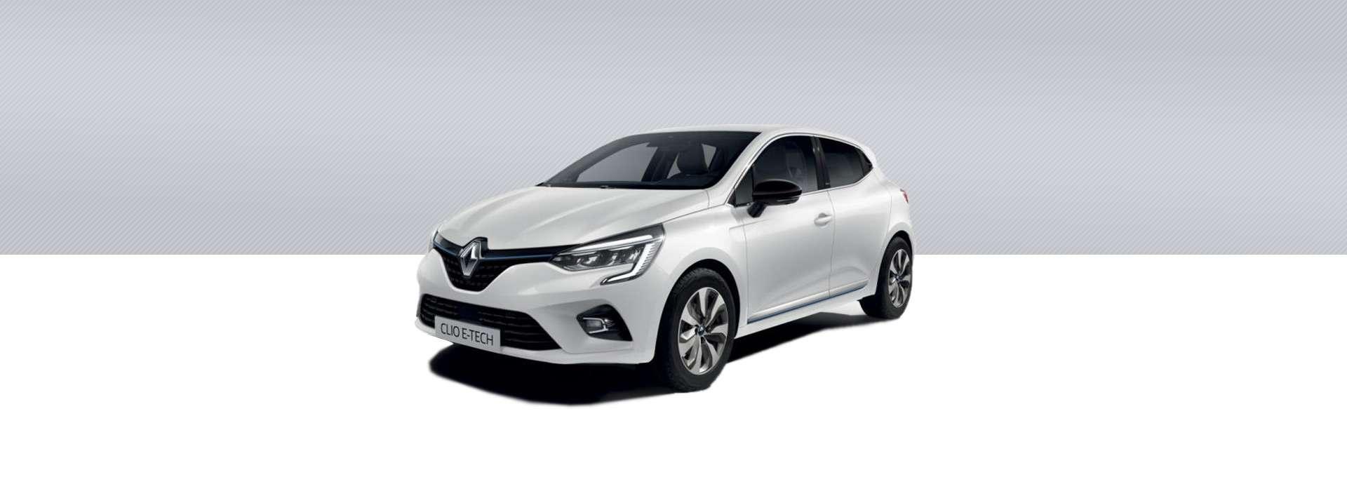 Renault NUEVO CLIO E-TECH