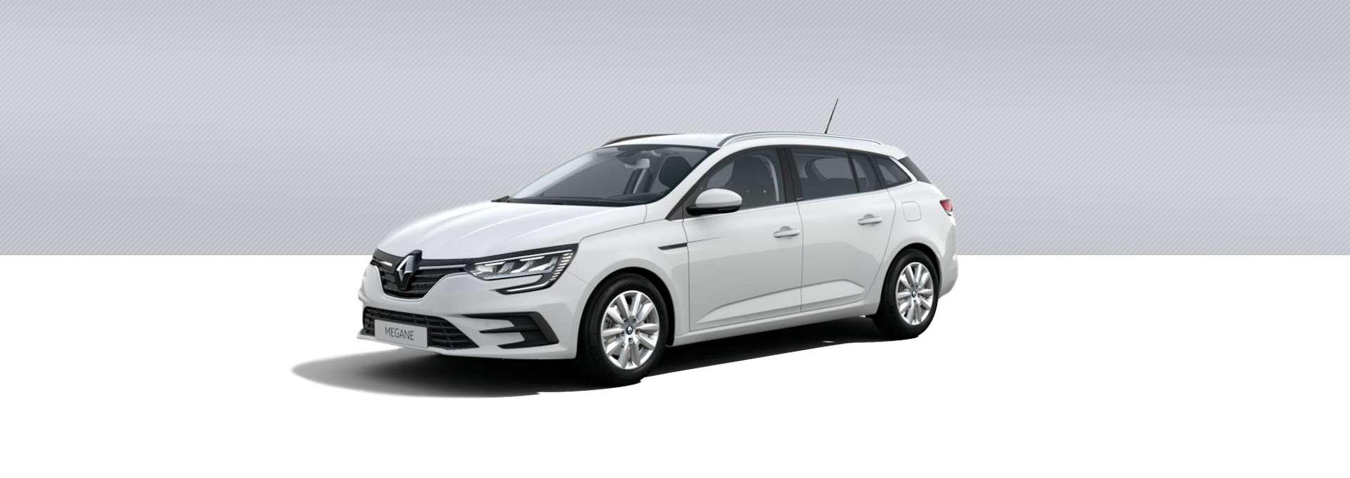 Renault NUEVO MEGANE SPORT TOURER E-TECH