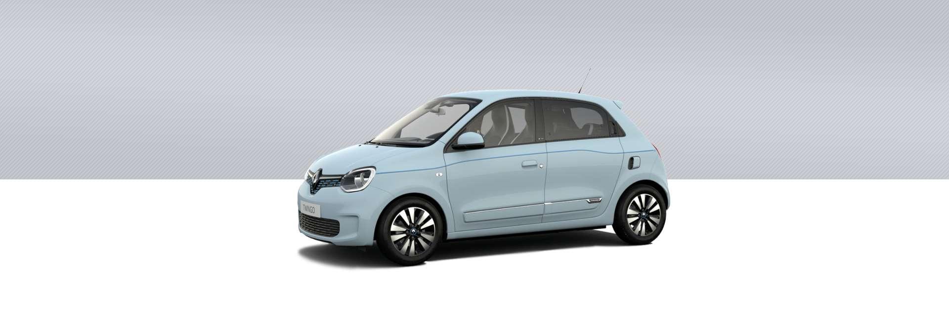 Renault NUEVO TWINGO ELECTRIC