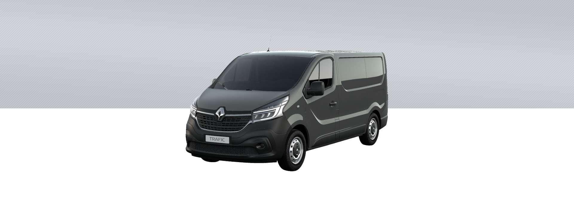 Renault Nuevo Trafic Furgón