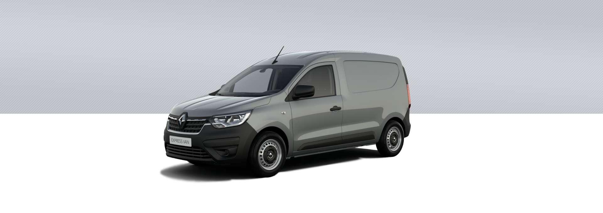 Renault Nuevo Express Furgón