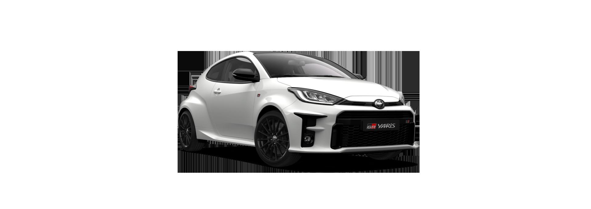 Toyota Nuevo GR Yaris