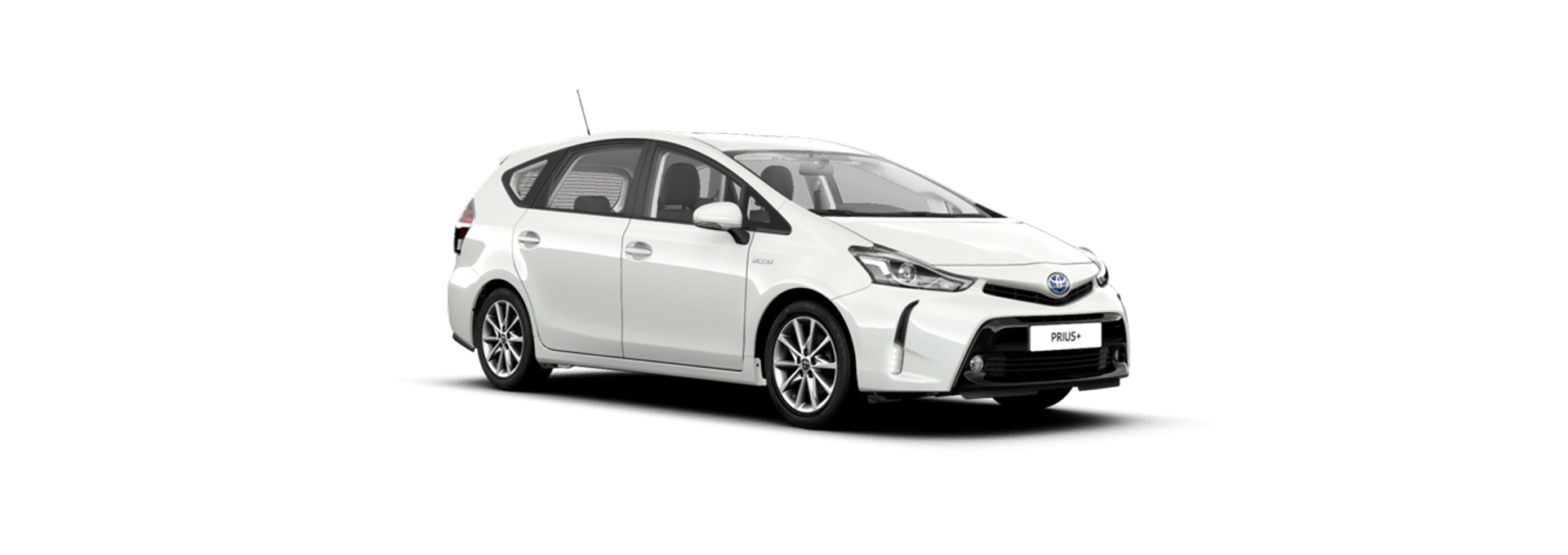 Toyota Prius+ 7 plazas