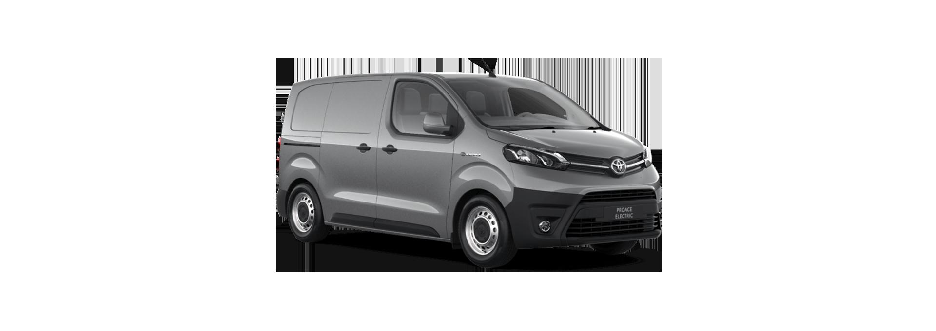 Toyota Nuevo Proace Electric