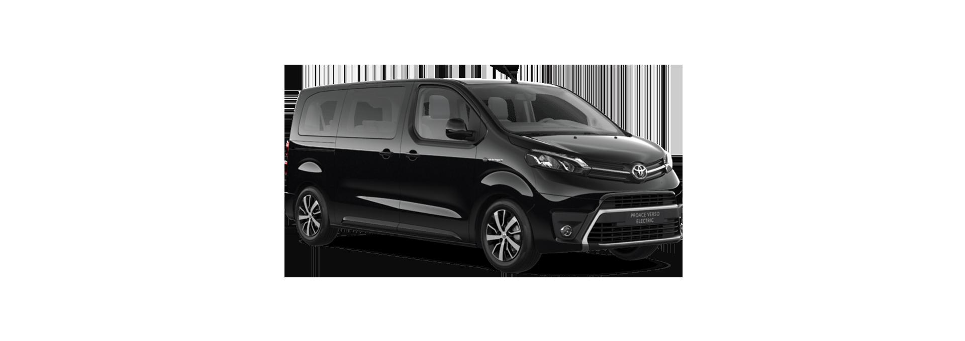 Toyota Nuevo Proace Verso Electric