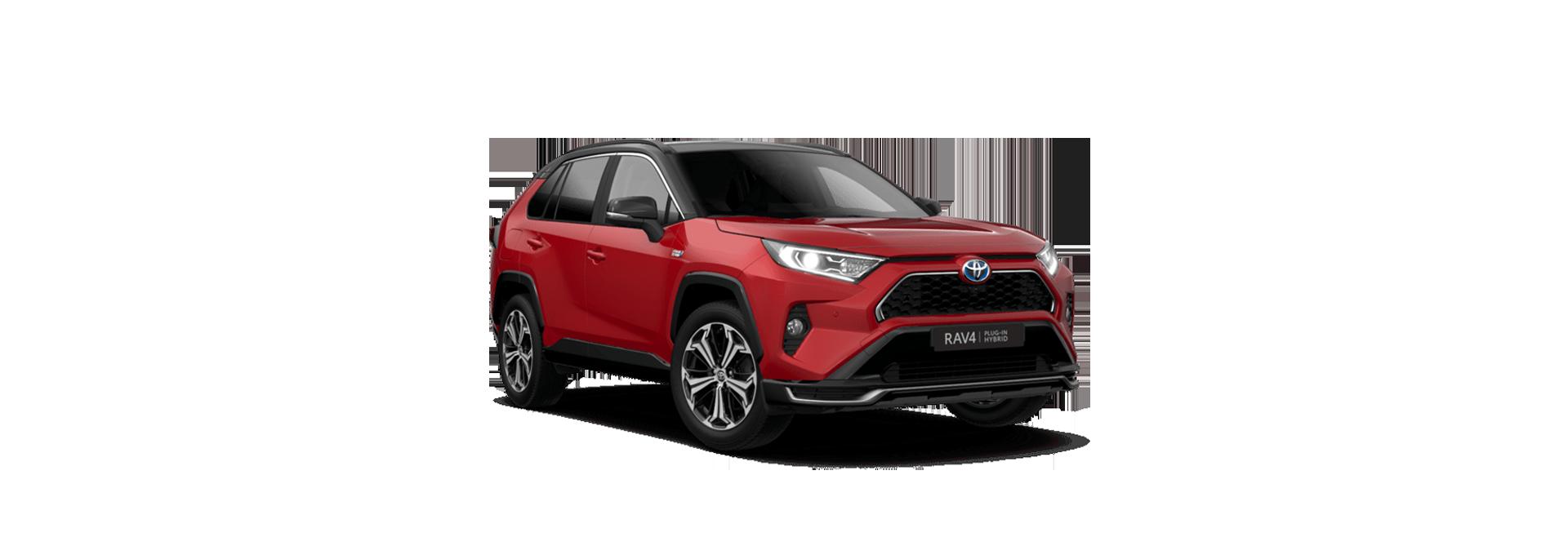 Toyota Nuevo Rav4 Plug-in