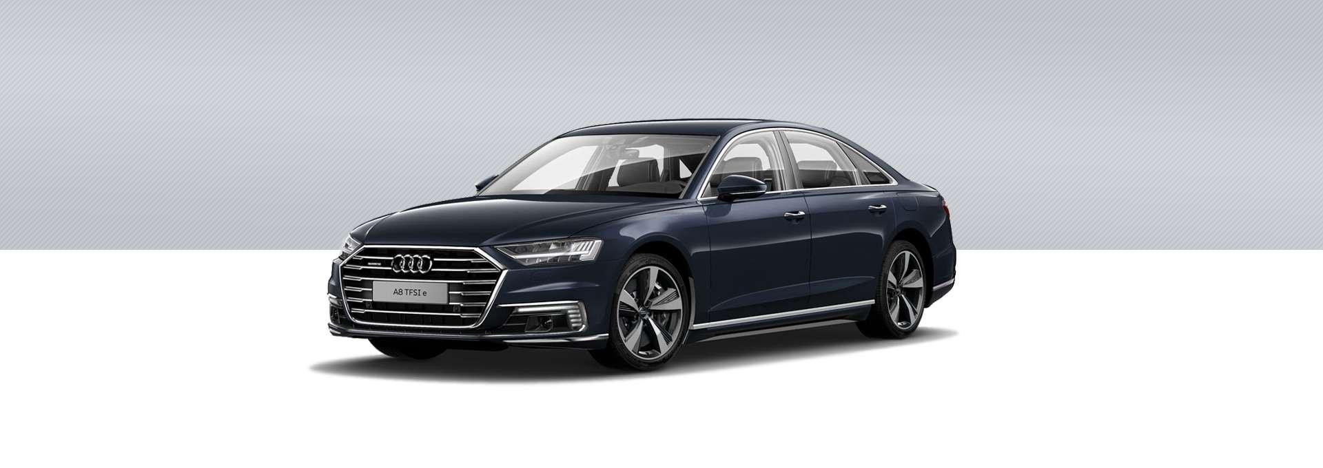Audi Nuevo A8 TFSIe