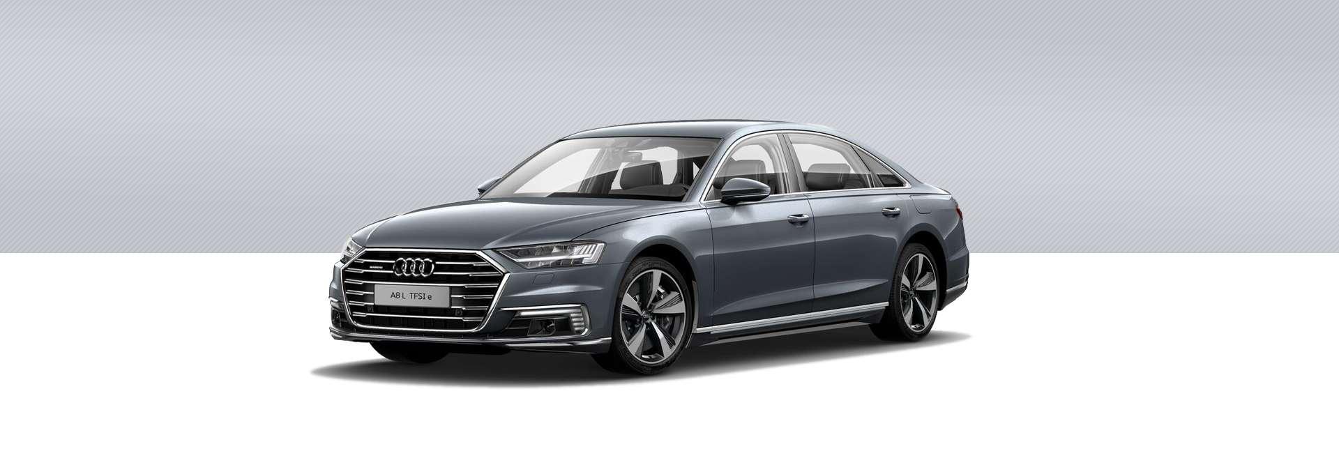 Audi Nuevo A8 L TFSIe