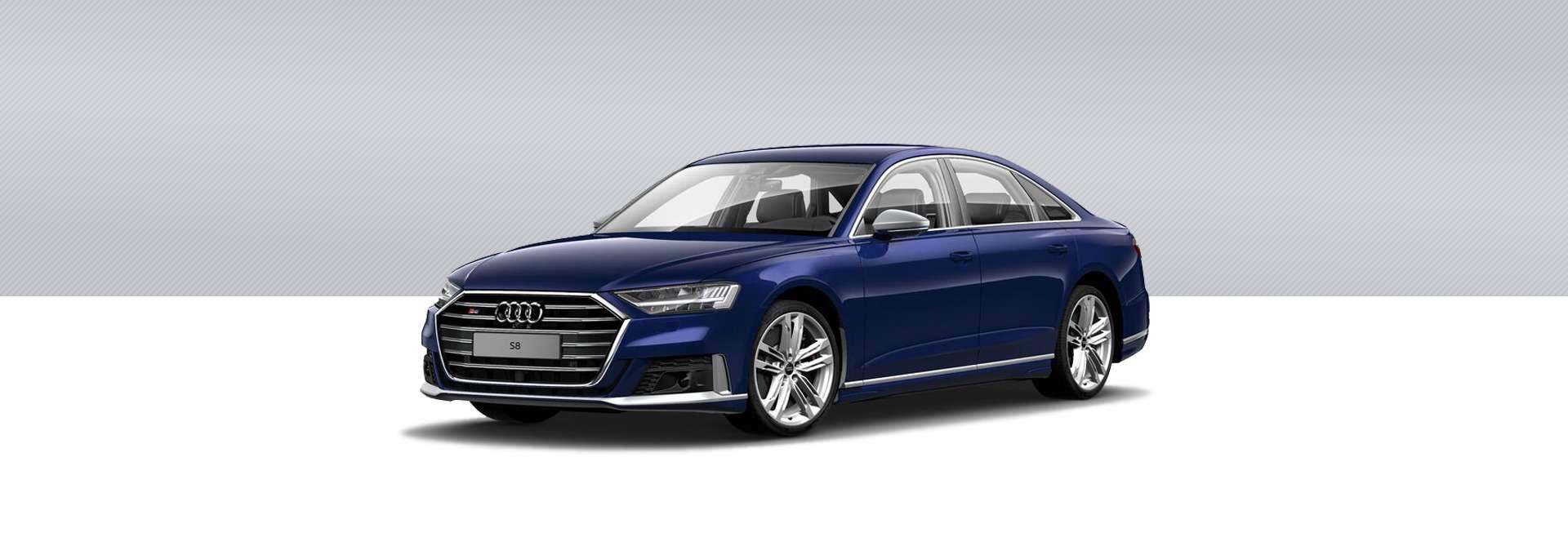 Audi Nuevo S8