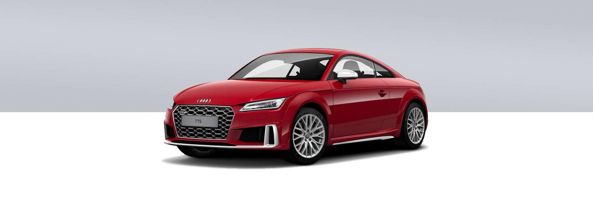 Audi TTS Coupé TFSI