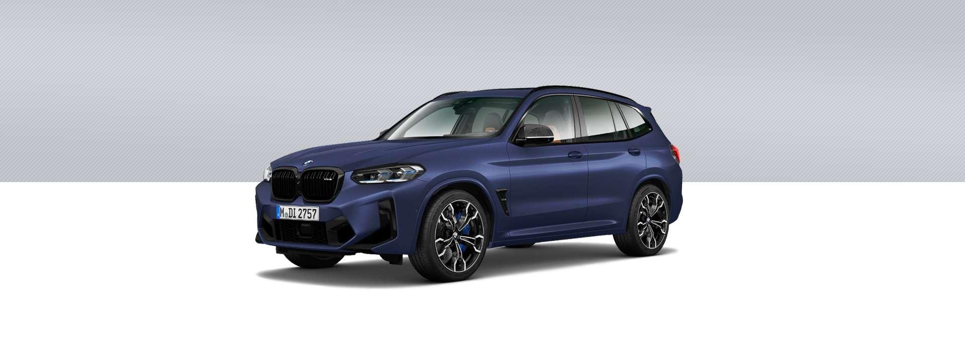 BMW Nuevo X3 M