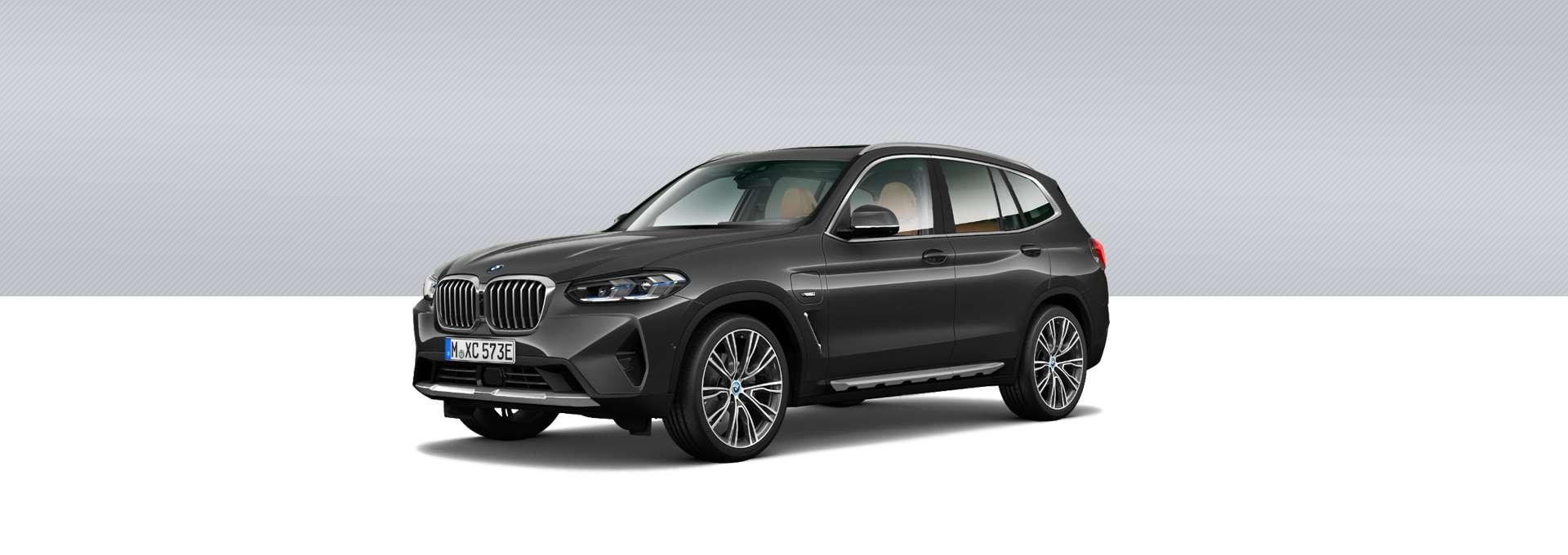 BMW Nuevo X3 Híbrido enchufable