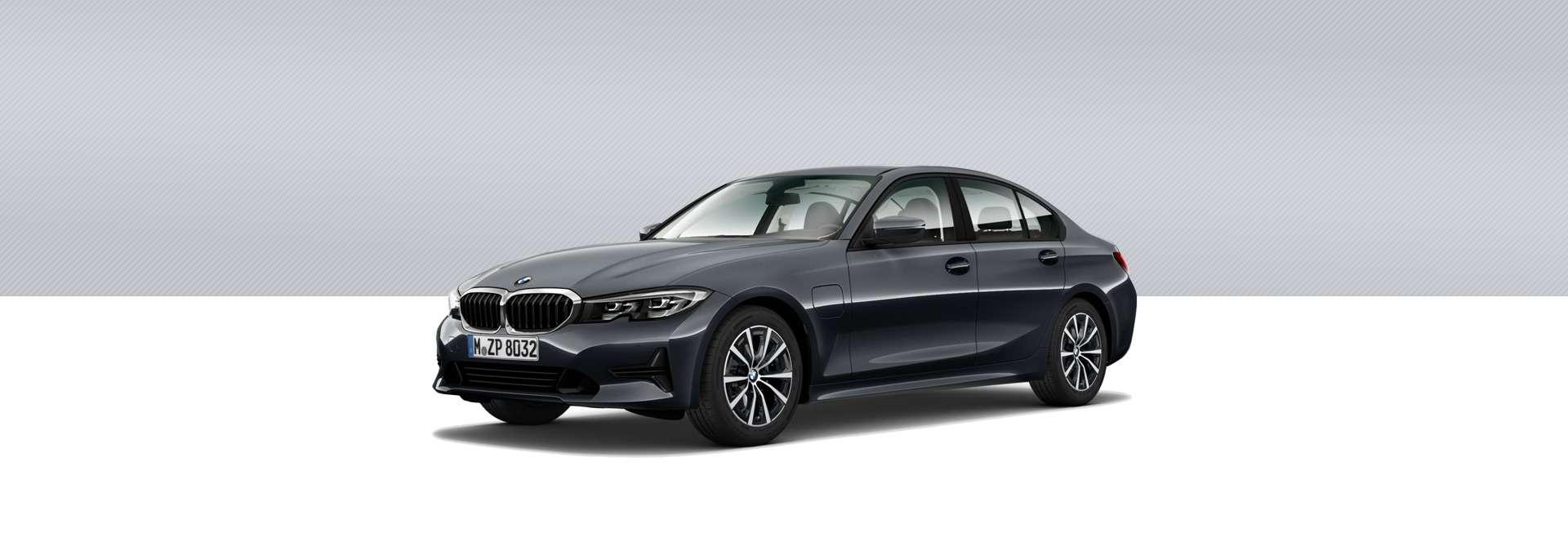 BMW Nuevo Serie 3 Berlina Híbrido Enchufable