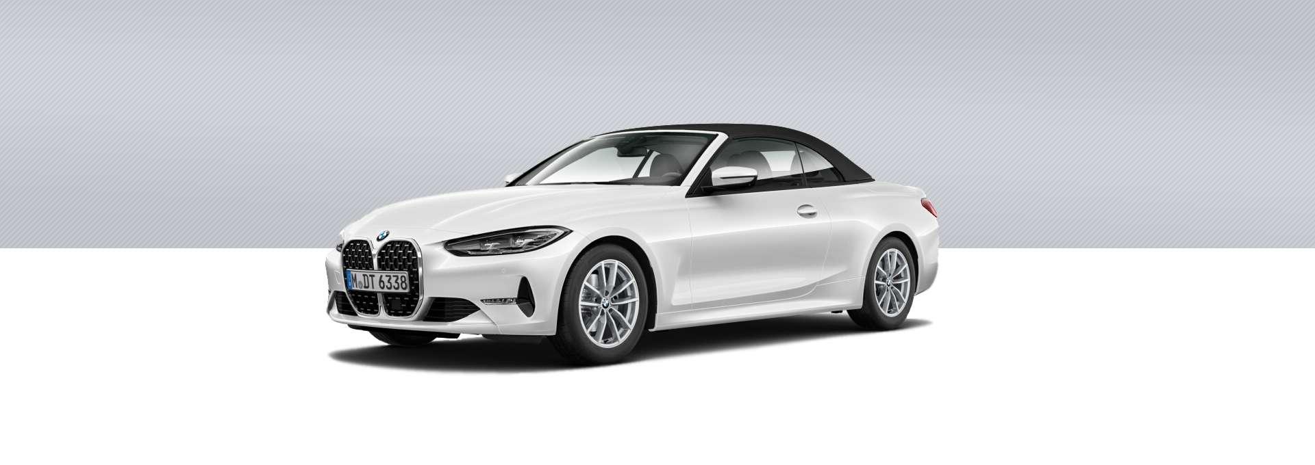 BMW Nuevo Serie 4 Cabrio