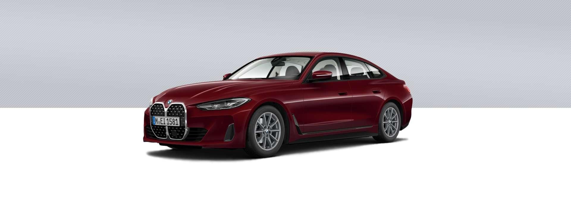 BMW Nuevo Serie 4 Gran Coupé