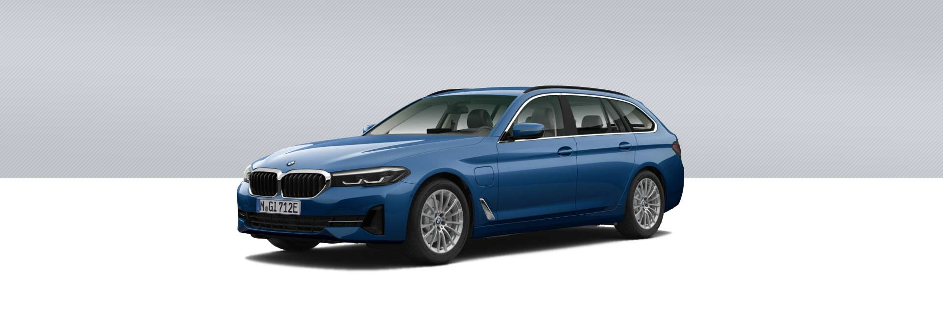 BMW Nuevo Serie 5 Touring Híbrido Enchufable
