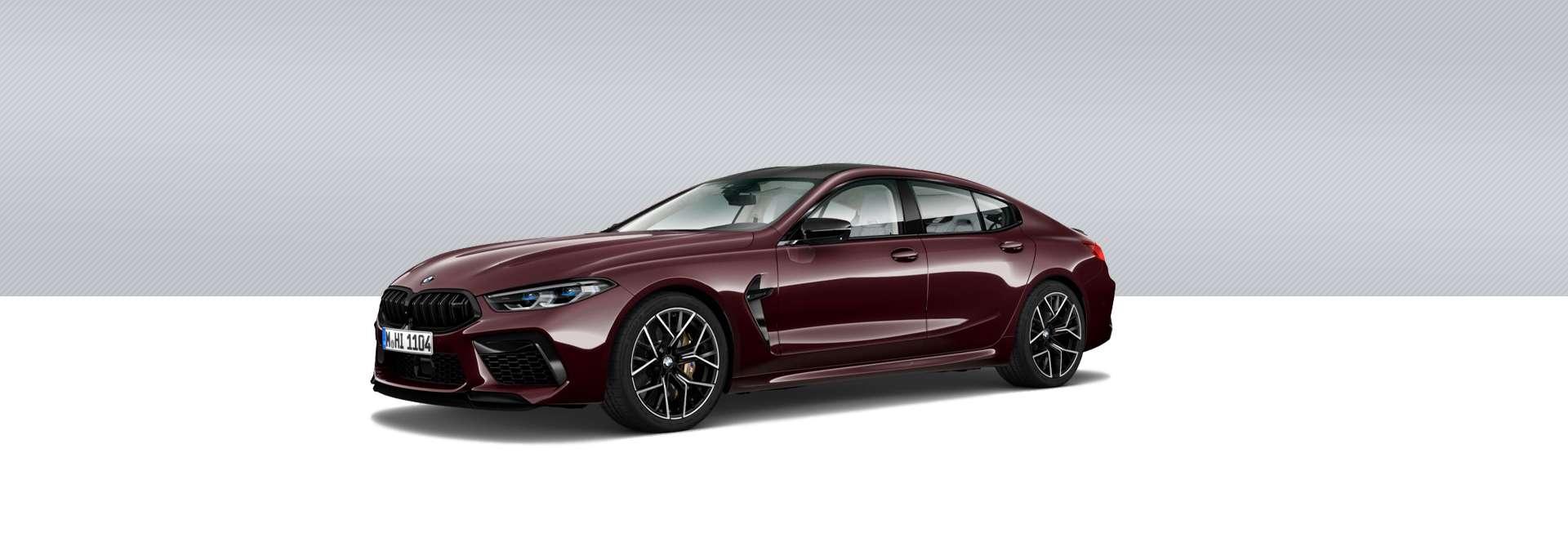 BMW Nuevo M8 Gran Coupé