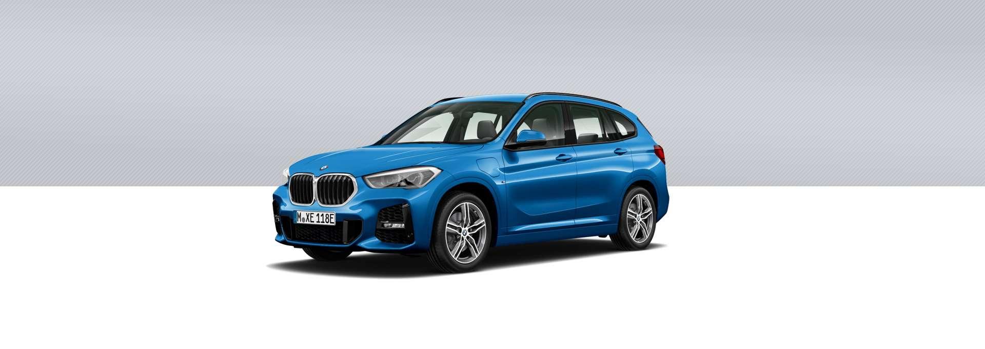 BMW Nuevo X1 Híbrido Enchufable