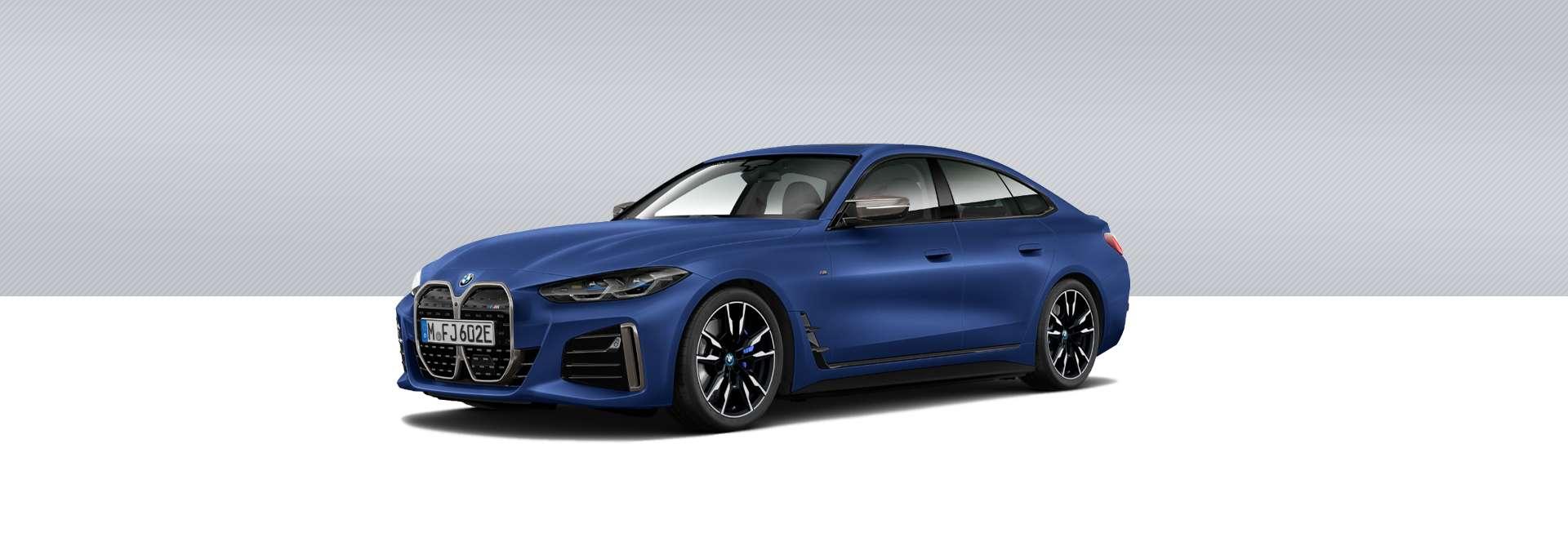 BMW Nuevo i4 M50