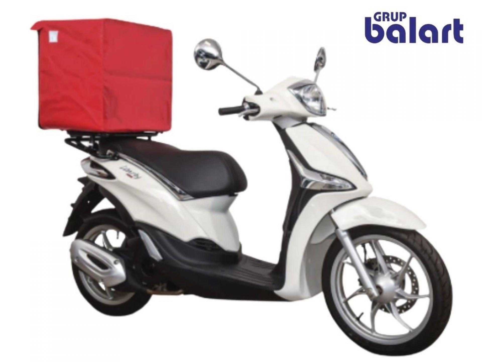 Piaggio Liberty 50 delivery