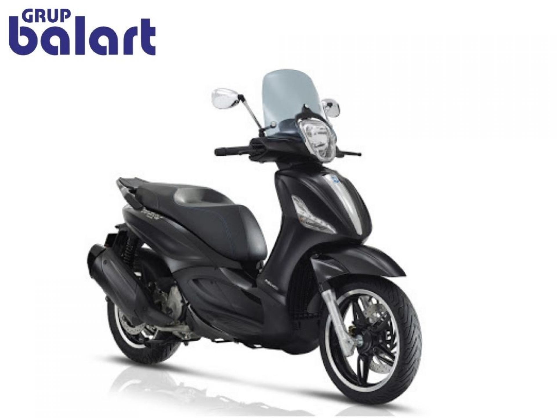 Piaggio Beverly 350 POLICE ABS ASR