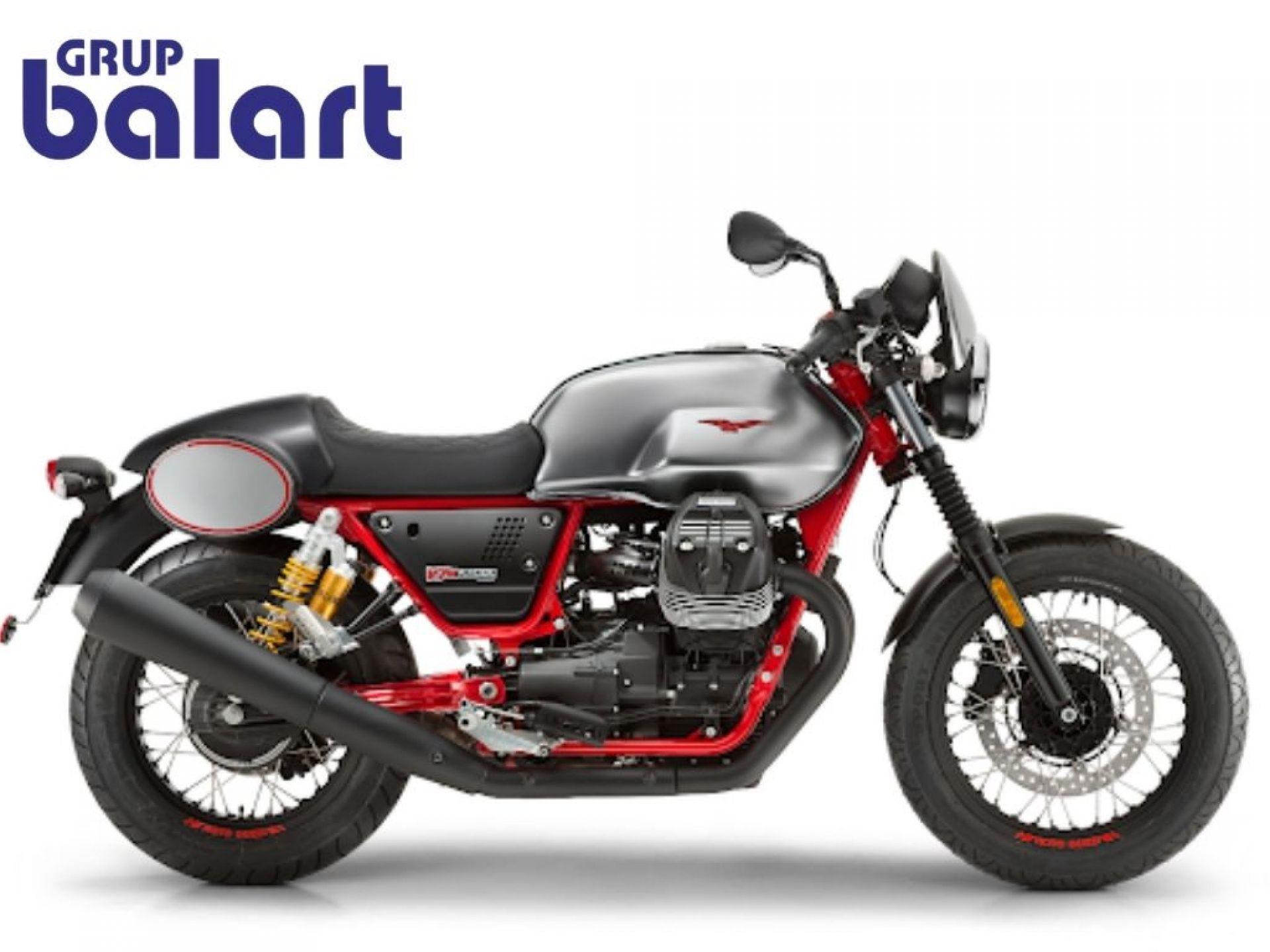 Moto Guzzi V V7 III RACER 38KW E4