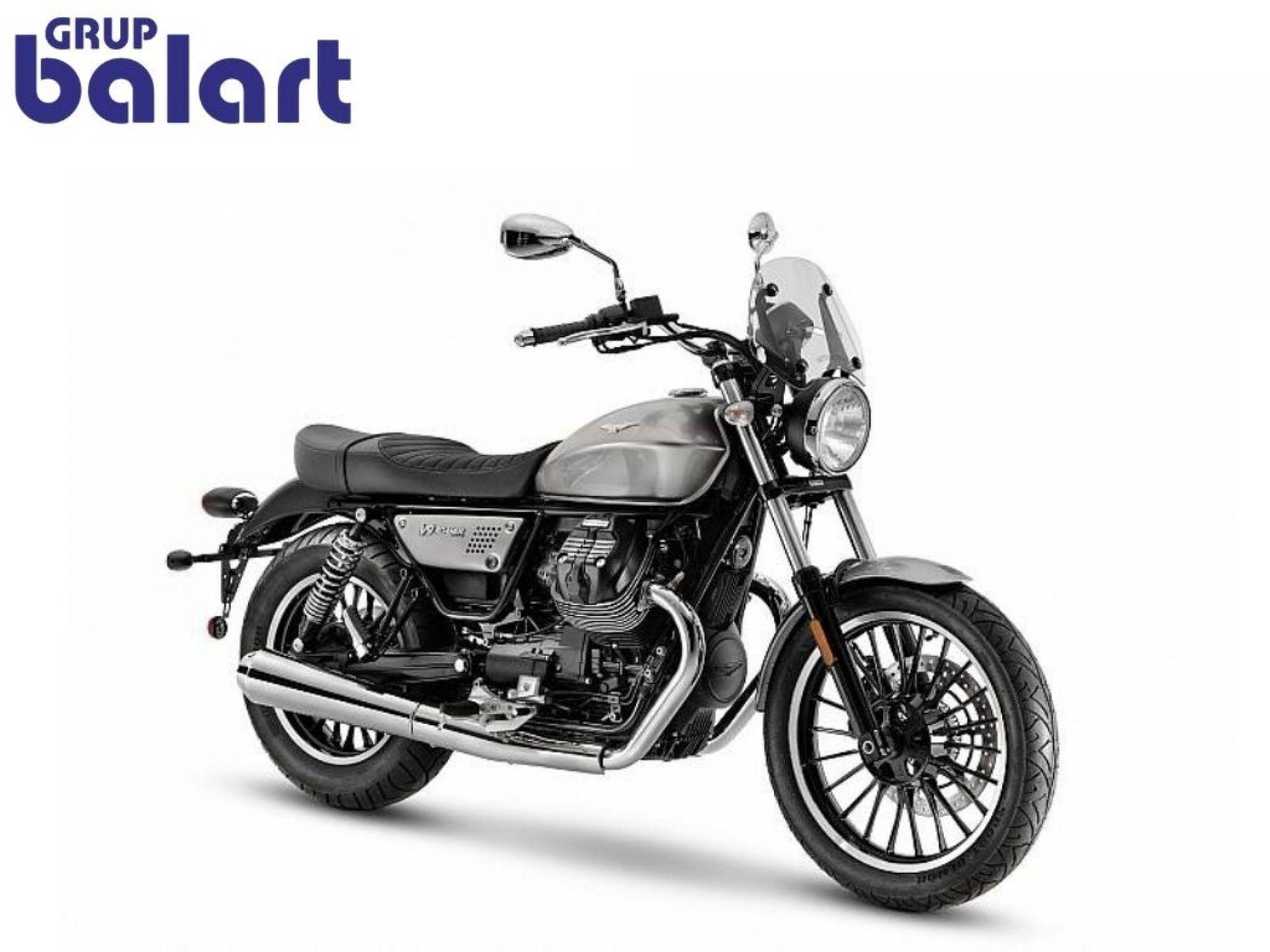 Moto Guzzi V V9 ROAMER E5