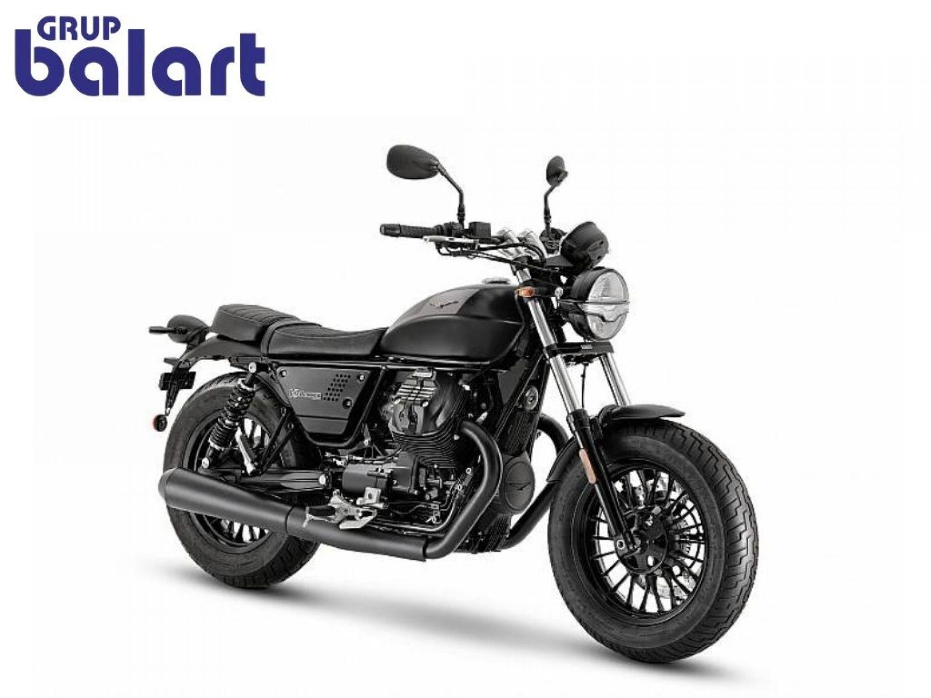 Moto Guzzi V V9 BOBBER E4