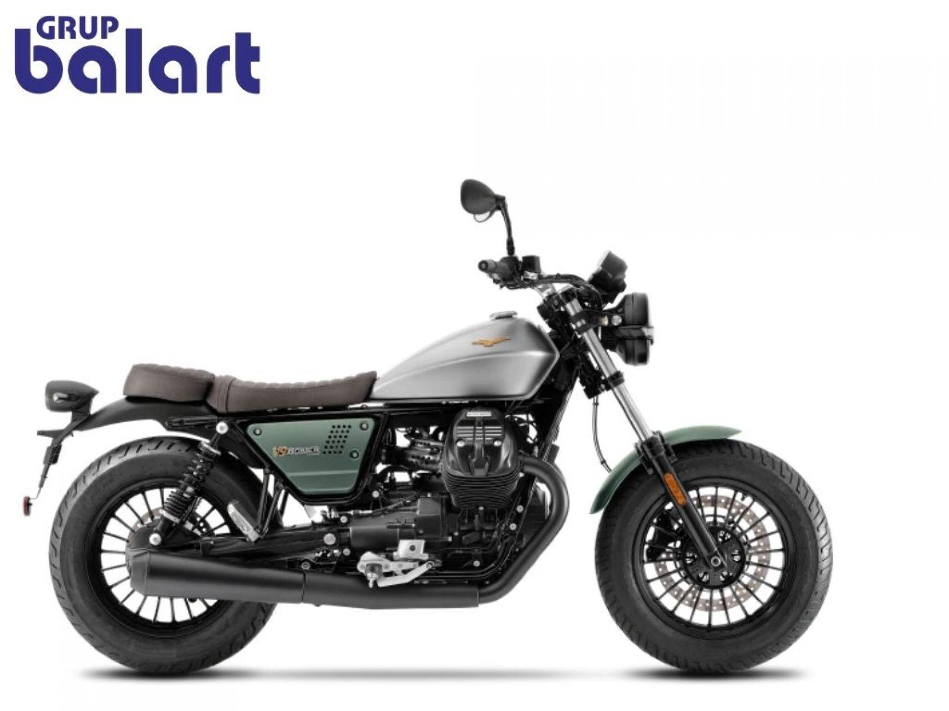Moto Guzzi V V9 BOBBER CENTENARIO