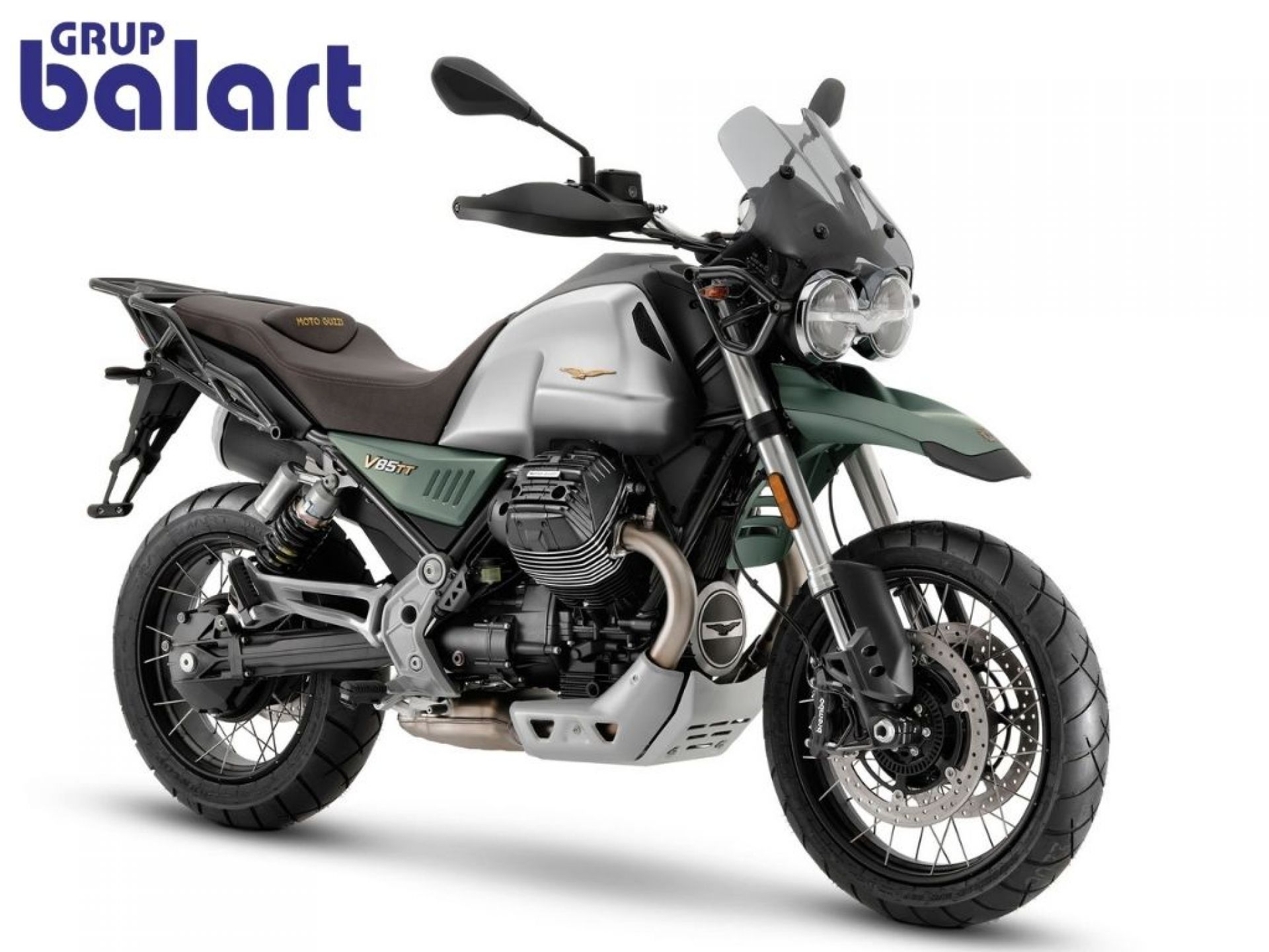 Moto Guzzi V V85 CENTENARIO
