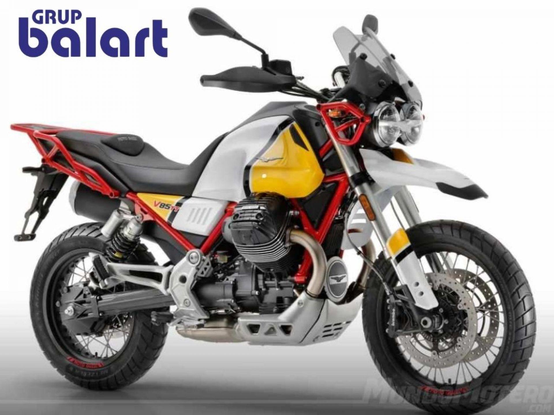 Moto Guzzi V V85 TT G.E E4
