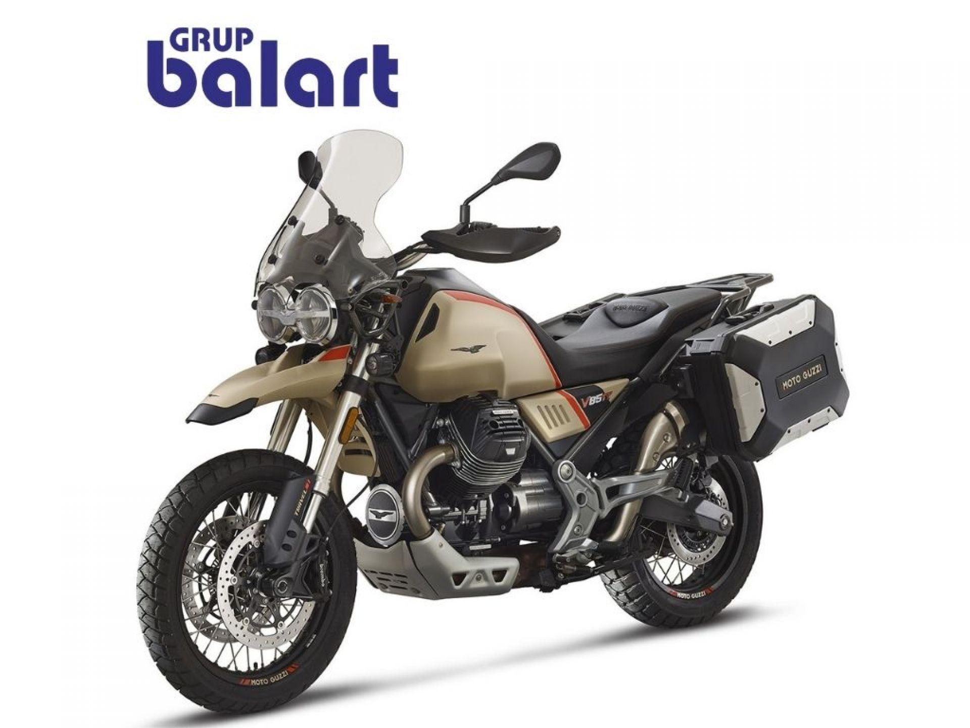 Moto Guzzi V V85 TT TRAVEL E4