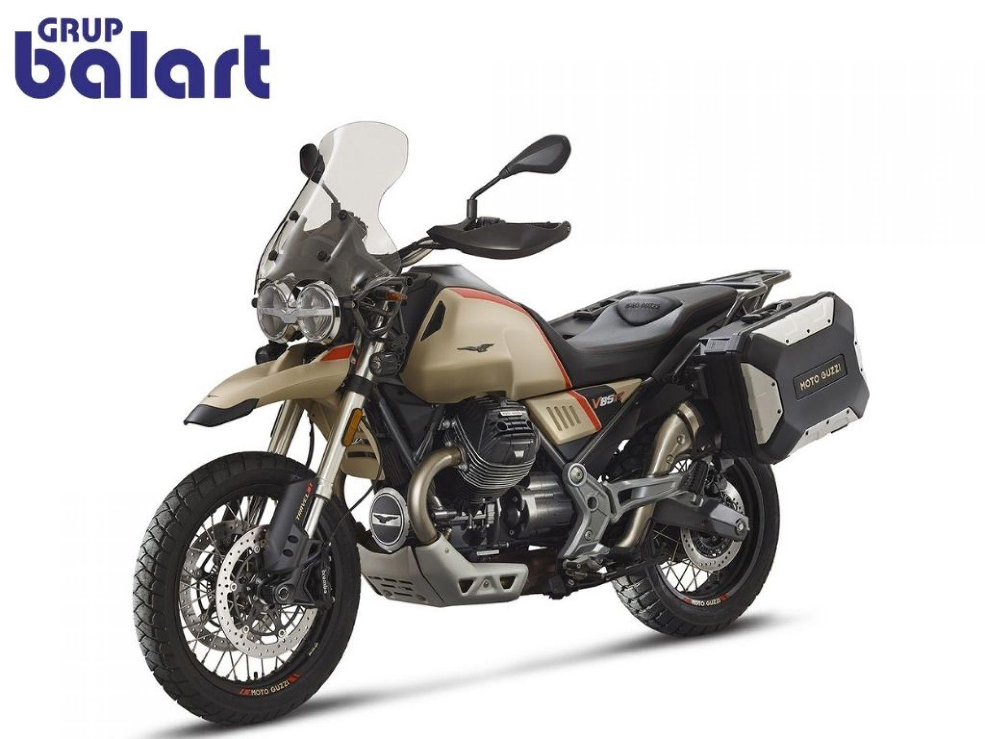 Moto Guzzi V V85 TT TRAVEL E5