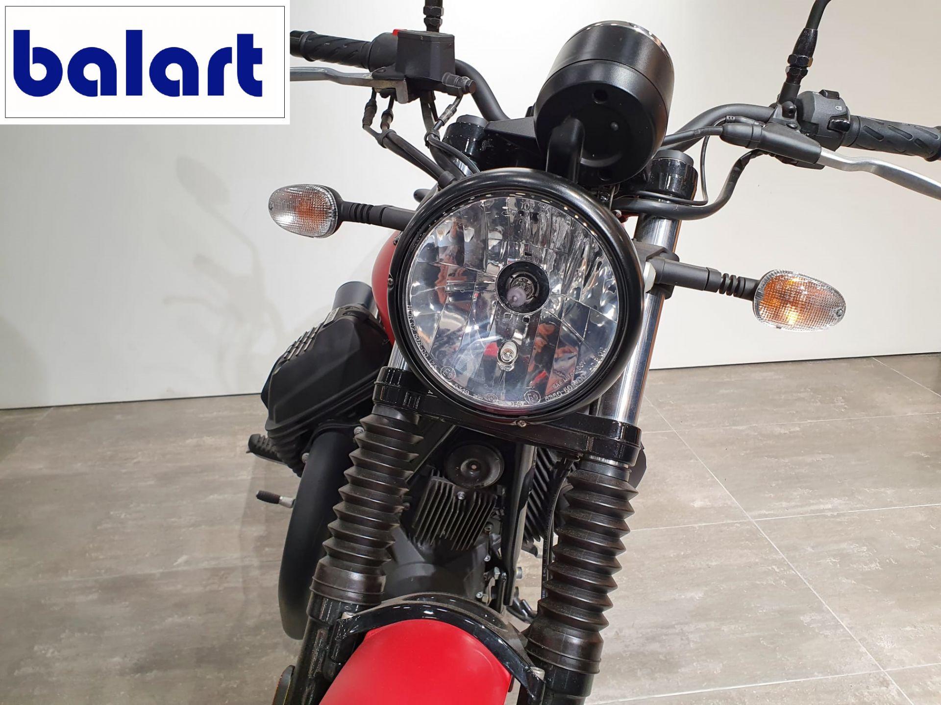 Moto Guzzi V V7 STONE 35KW