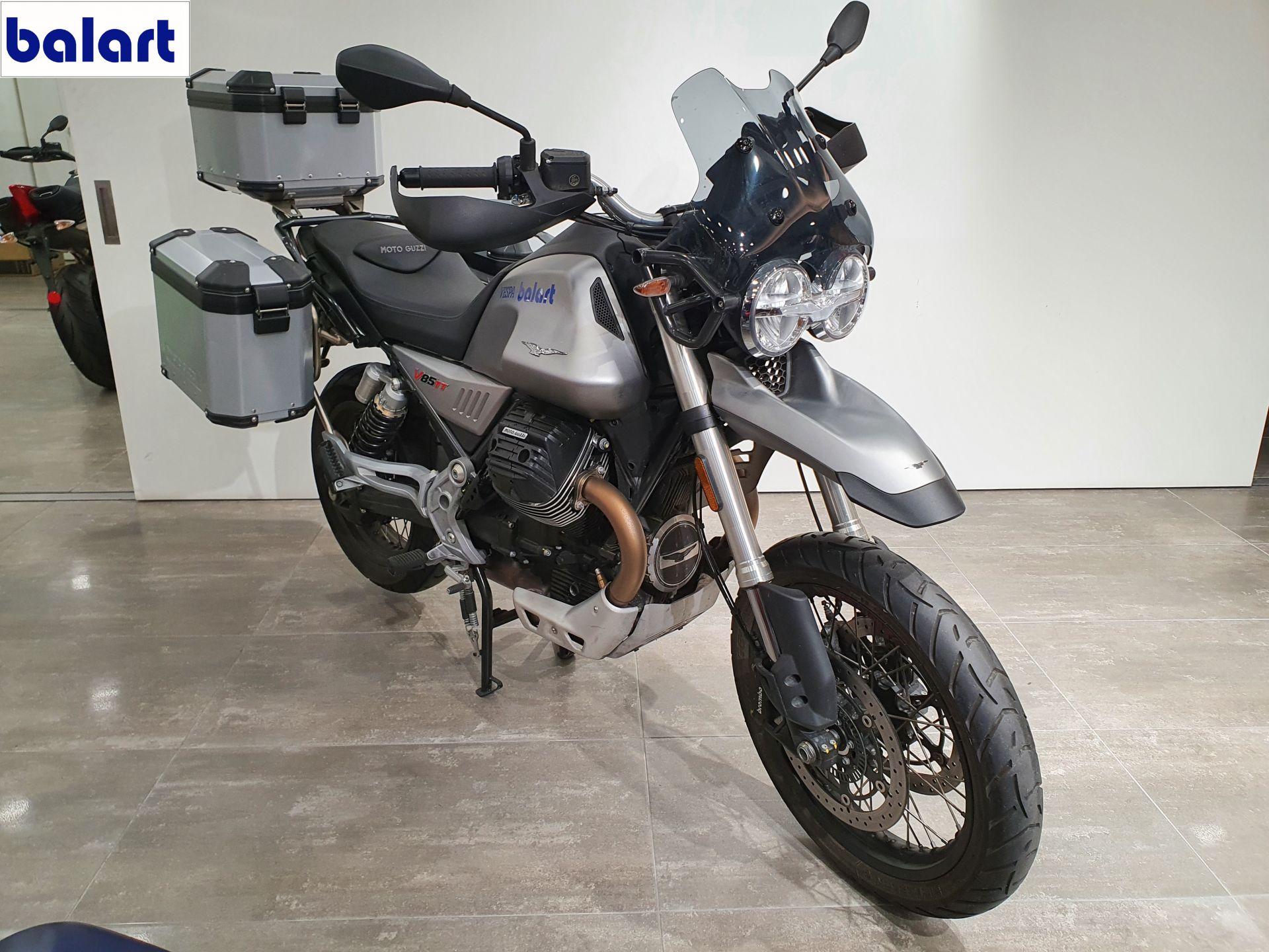 Moto Guzzi V V85 TT
