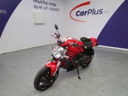 Ducati Monster 821 segunda mano Madrid