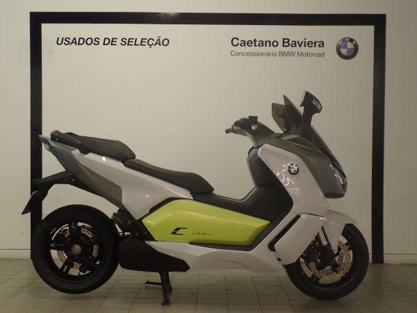 BMW C Evolution segunda mano Lisboa